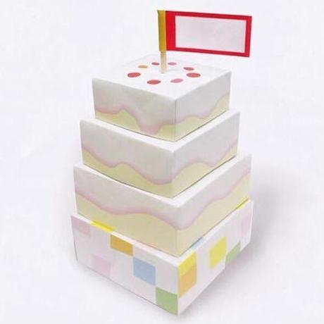 あべゆいおりがみ ショートケーキ