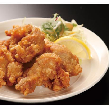 【炉端かば米子角盤町店】鶏の唐揚げ(4個)