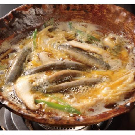 【山陰郷土料理かば米子駅前店】どじょう柳川鍋