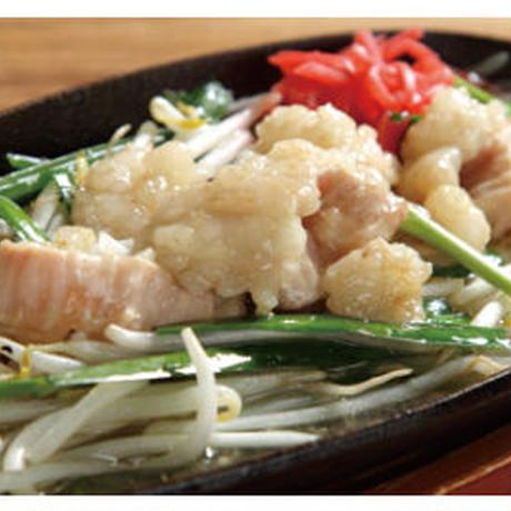 【炉端かば米子角盤町店】ホルモン炒め(塩)