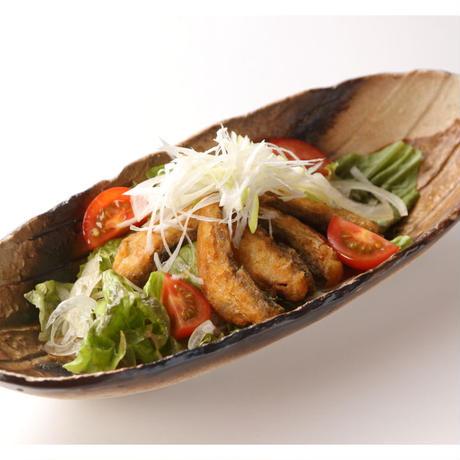 【山陰郷土料理かば米子駅前店】鳥取ハタハタ南蛮風サラダ