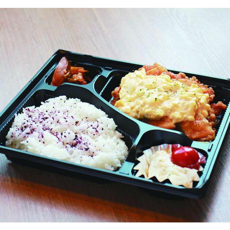 【山陰郷土料理かば米子駅前店】大山ハーブ鶏のチキン南蛮弁当