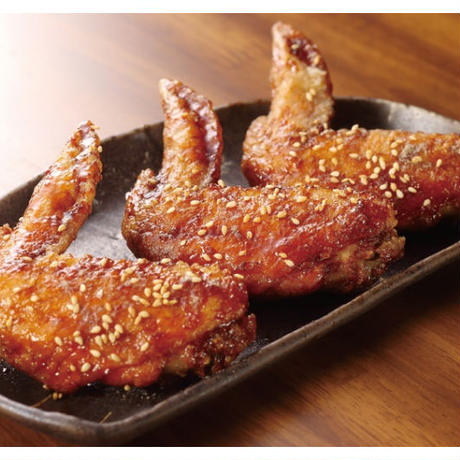 【山陰郷土料理かば米子駅前店】香美鶏の甘辛手羽