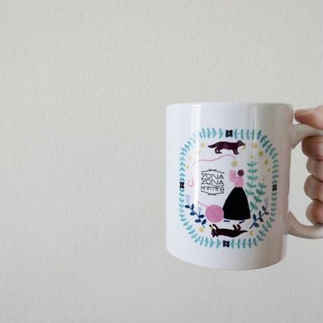 【オリジナルグッズ】マグカップ