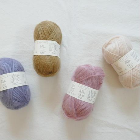 Biches et Bûches / Le Gros Silk  & Mohair