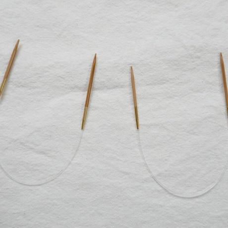SEEKNIT 輪針/umber/非対称23cm