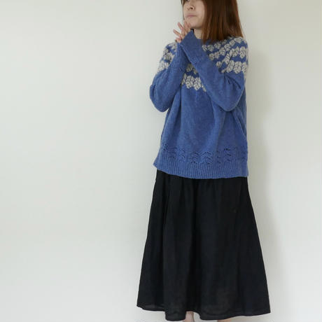 Shoebill_sweater_simpleキット(日本語PDFパターン付き)