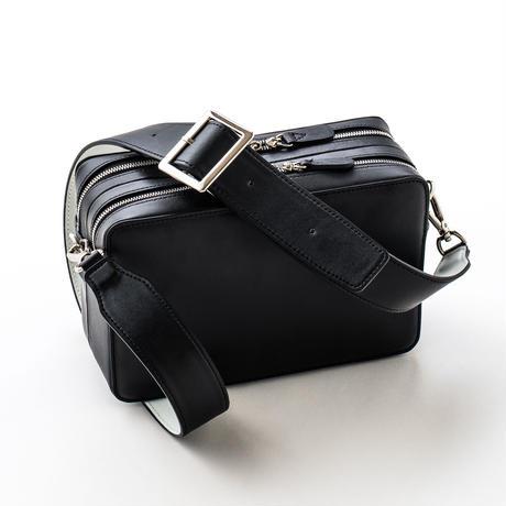 【sample sale】square shoulder (black)