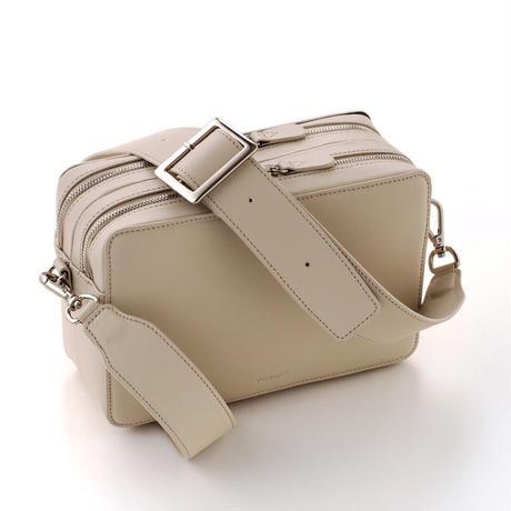 【sample sale】square shoulder (écru)