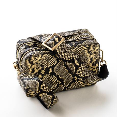 【sample sale】square shoulder (python)