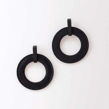 circle pierce (black)