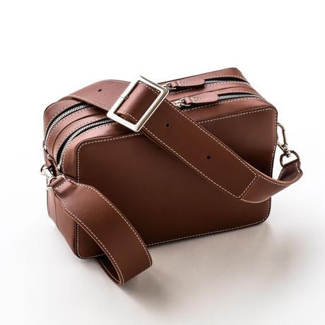 【sample sale】square shoulder (brown)
