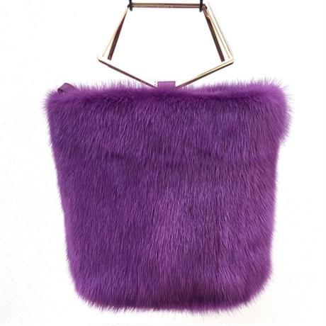 フラッフィーミンク(purple)