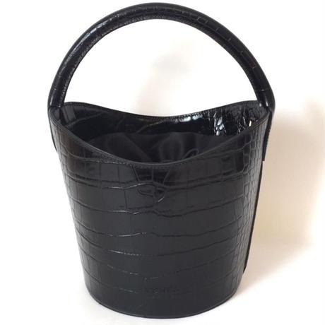 ワンハンドルバケツ(black)