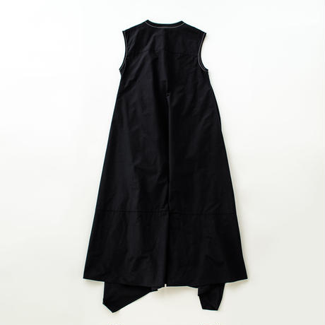 【受注販売】balloon dress (black)