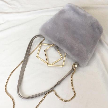 fluffy eco (gray)
