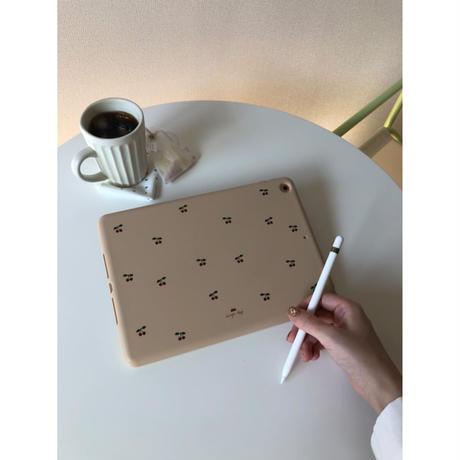 【Konges Sløjd】tablet cover - cherry