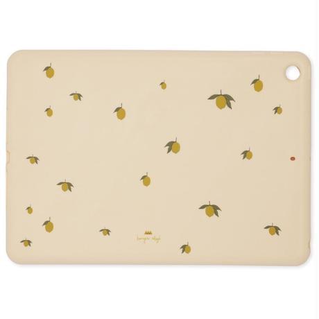【Konges Sløjd】tablet cover - lemon