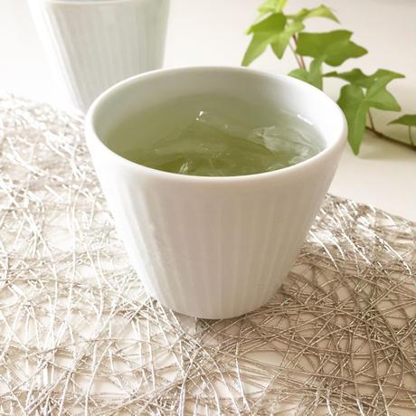 Hasegawa ceramic studio 磁器カップ【SHINOGI】