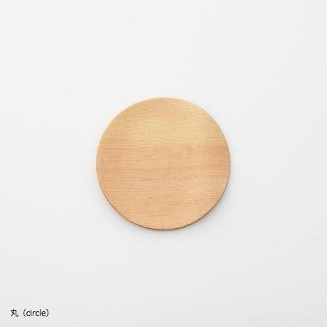 Gold Craft 木製プレート【KAZE NO UTSUWA】S