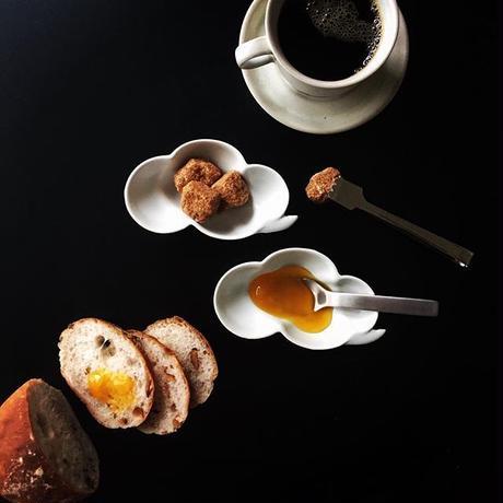 224 porcelain  磁器小鉢【 CLOUD NINE 】
