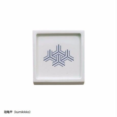 YOnoBI 磁器プレート【KATACHI】