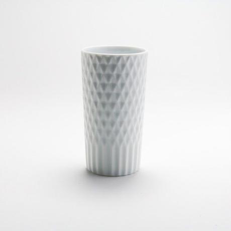 224 porcelain 磁器タンブラー【DAIYABORI】