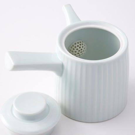 Hasegawa ceramic studio 磁器急須【SHINOGI】