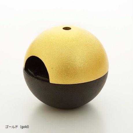 YOnoBI 鉄鋳物の香炉兼灰皿【ROLO LEAF】