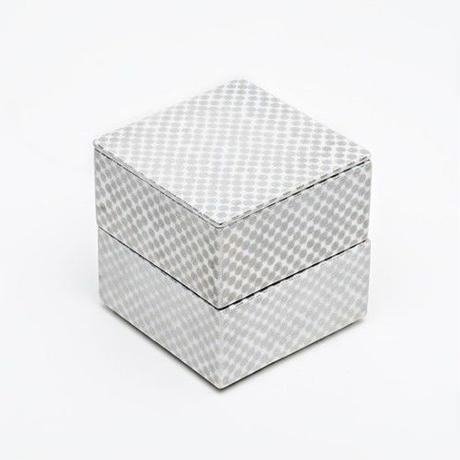 TIME & STYLE 磁器重箱【JU-BAKO】S / 蓋 / いちご