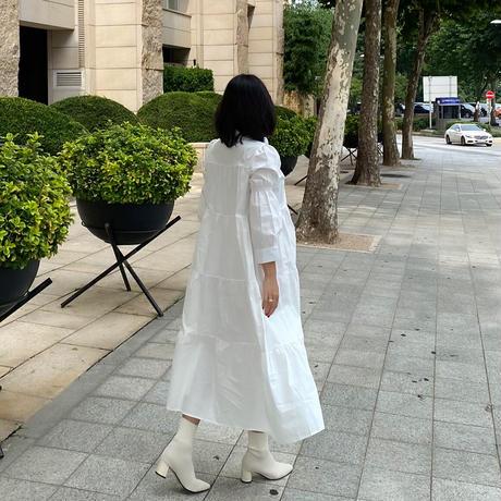 グレオリのシャツドレス【ユヒャン大推薦】