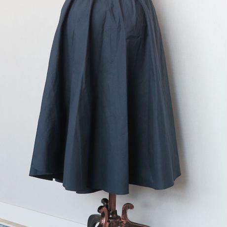 サファリマダムスカート【ネイビー】