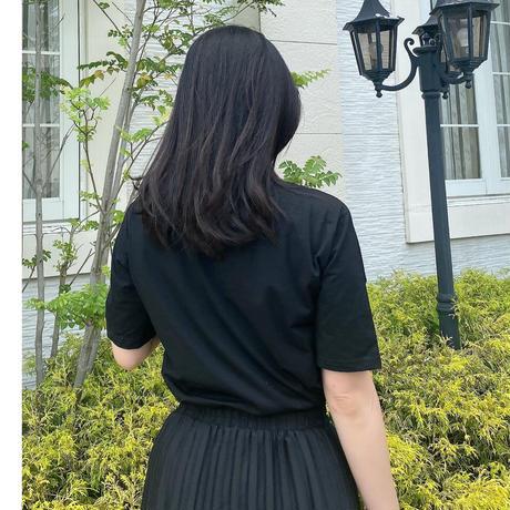 【6月12日まで10%OFF】お馬さんビジューティーシャツ【高級感あり】