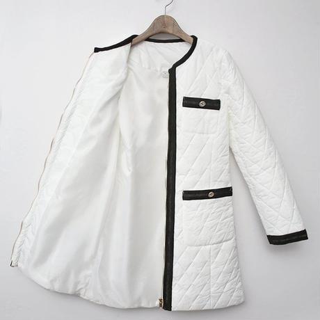 COCOスプリングコート【中綿で暖かい】