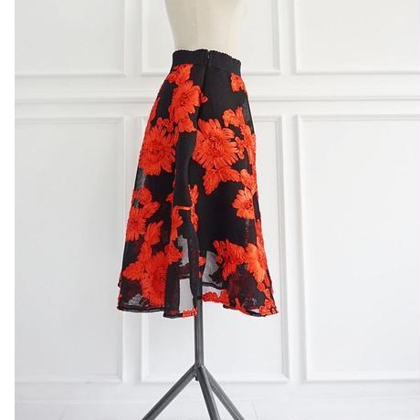 【限定数発売!推薦品】大胆で繊細な貴方に着て欲しいスカート【ウエストゴム】