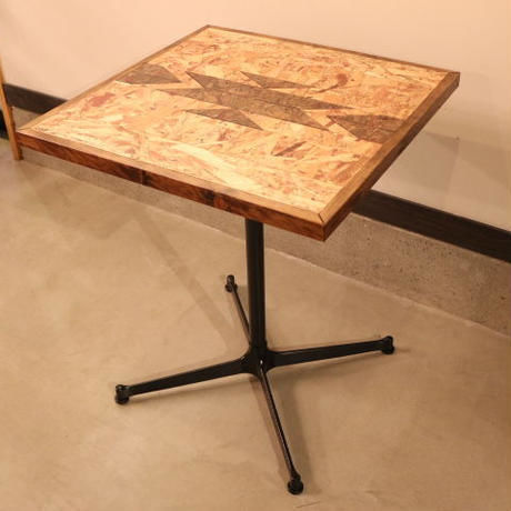OSB SQUARE TABLE ORTEGA
