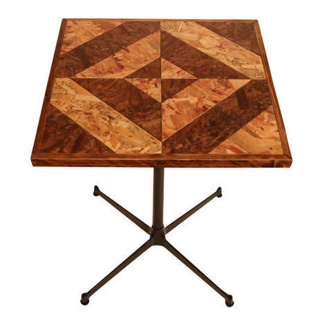 OSB SQUARE TABLE GEOMETRIC