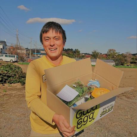 井伊さんの有機野菜セット【井伊農場】