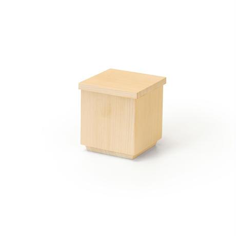 青森ひばの箱 調湿する、調味料入れ ふるさと納税返礼品でも人気