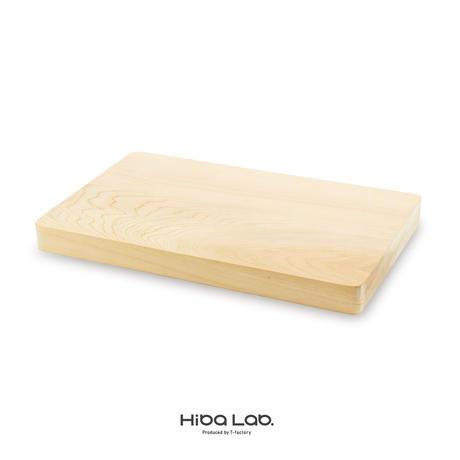 青森ヒバのまな板(中)巾24.5〜27cm×長さ40cm×厚み3〜3.5cm 一枚板 ふるさと納税返礼品でも好評