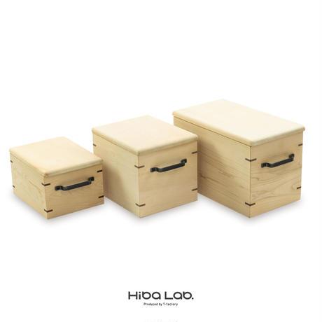 青森ひばの箱 虫カビを撃退 おいしさ保つ米びつ/10kg用 受注生産 ふるさと納税返礼品