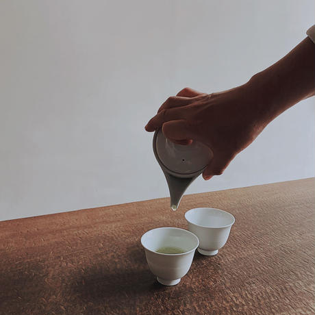 """万福煎茶""""Tea Bag"""""""