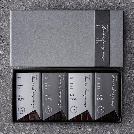 万ノ新茶 & タブレットショコラ