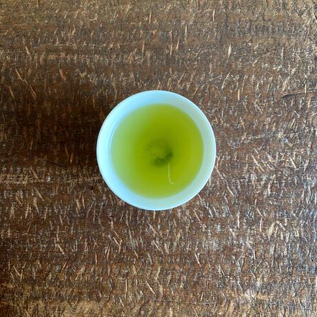 実山椒とカモミール緑茶