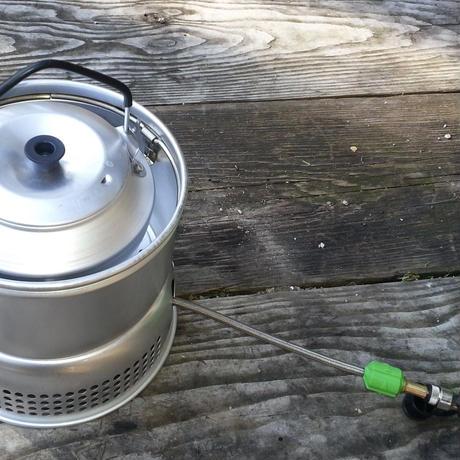 Trangia トランギア 27ケトル 0.6L ストームクッカーS 対応