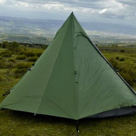 Eureka ヨーレイカ ヨーロッパ ローン ツリー3 テント ティピィ ピラミッド ワンポール