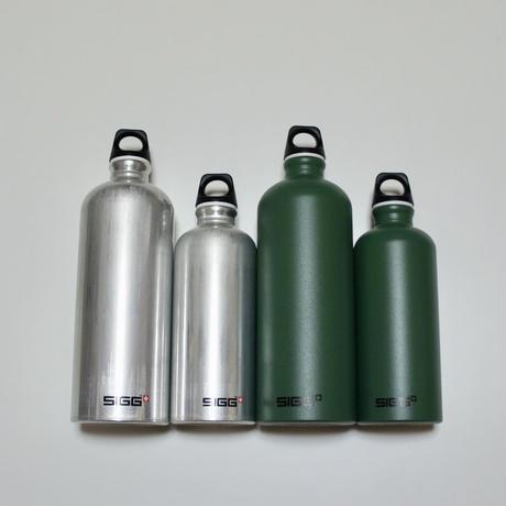 SIGG シグ アルミニウム ボトル トラベラー 0.6L