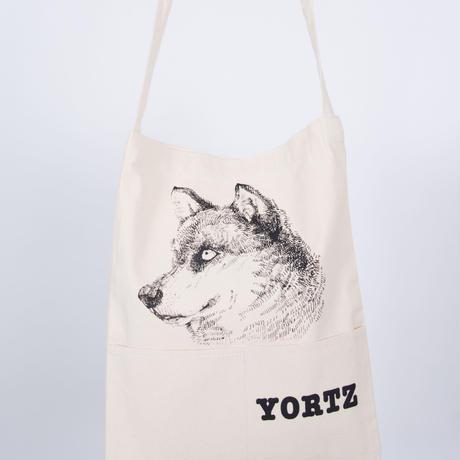 2ポケット・オオカミショルダートートバッグ SALE!!