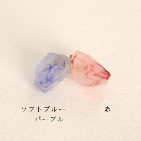 偽りの鉱物のピアス/イヤリング中  (1個)