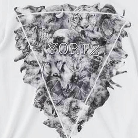 YORTZ Tシャツ WHITE  MORE SALE!!